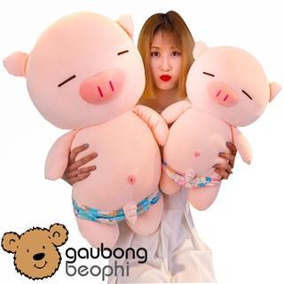 Lợn mặc quần chíp,hàng nhập cao cấp siêu mềm mịn,quà tặng cho bé