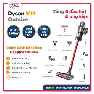 Máy Hút Bụi Không Dây Dyson V11 – Bảo Hành 24 Tháng