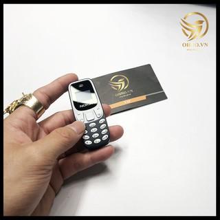 Điện thoại siêu nhỏ BM10 Nokia 3310 mini điện thoại thay đổi giọng nói- OHNO Việt Nam thumbnail