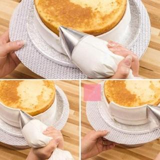 Set 7 Đuôi Bắt Bông Kem Trang Trí Bánh Bằng Thép Không Gỉ