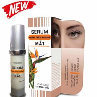 Serum giảm thâm quầng mắt 10g