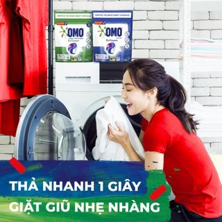 Hình ảnh [Mã FMCGMALL - 8% đơn 250K] Combo 3 Túi Viên Giặt Tiện Lợi OMO Công Nghệ Anh Quốc (17 Viên/Túi)-2
