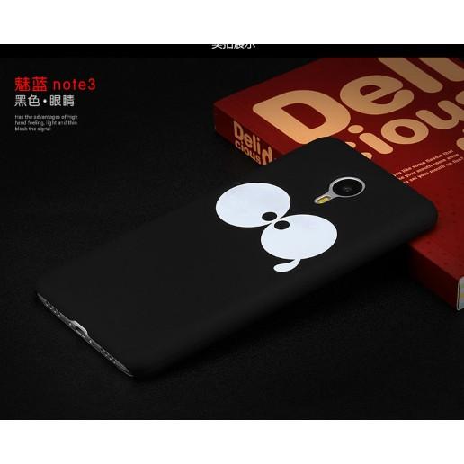 Meizu M3 Note - Ốp nhựa cứng in hình