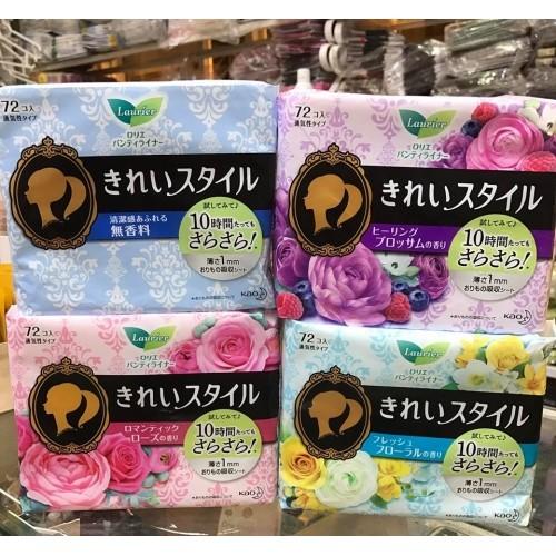 Băng vệ sinh hàng ngày Laurier Nhật Bản