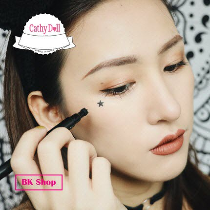 Kẻ Mắt Nước 2 Đầu Tattoo Sexy Stamp and Eyeliner Cathy Doll Rock Star