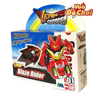 Tốc Chiến Thần Xa – Blaze Rider