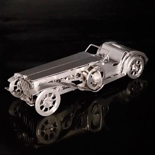 📌(HÀNG CÓ SẴN) Mô hình lắp ghép kim loại 3D – Mô hình cơ động học Glorious Cabrio