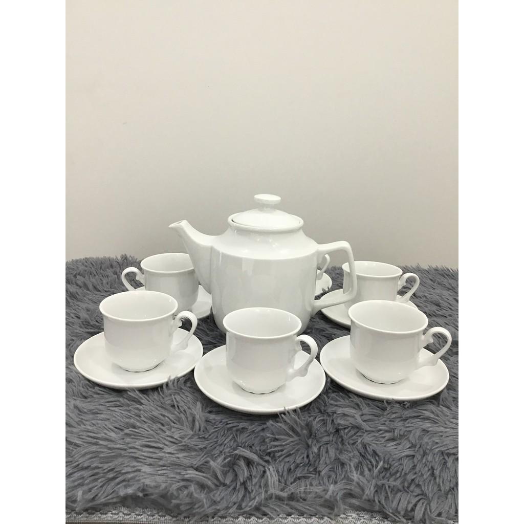 Bộ Bình trà 1.1 L + nắp - Jasmine -