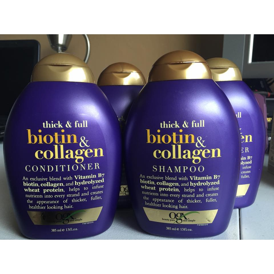 Bộ dầu gội- xả chống rụng tóc Biotin collagen - 2518483 , 628051869 , 322_628051869 , 550000 , Bo-dau-goi-xa-chong-rung-toc-Biotin-collagen-322_628051869 , shopee.vn , Bộ dầu gội- xả chống rụng tóc Biotin collagen