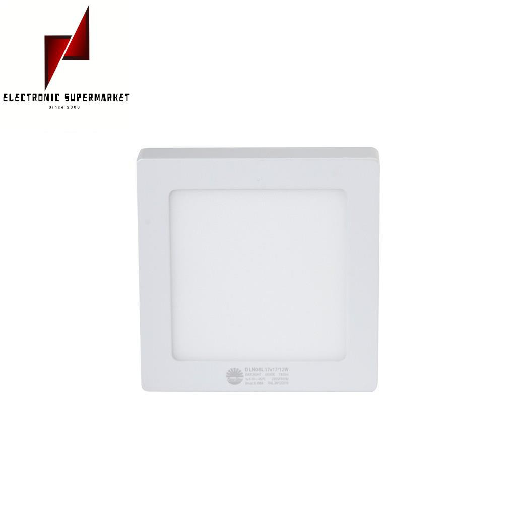 Đèn LED ốp trần 12W Rạng Đông (D LN08L 17x17/12W) - Bảo hành Chính hãng,  Giá tháng 10/2020