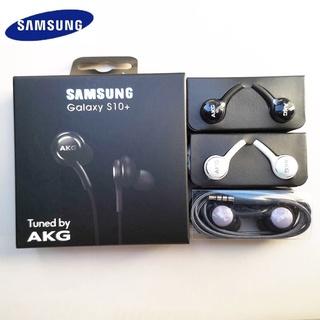 AKG Tai Nghe Nhét Tai EO IG955 3.5mm Có Mic Cho Samsung Galaxy s10 S9 S8 S7 S6 huawei xiaomi smartphone