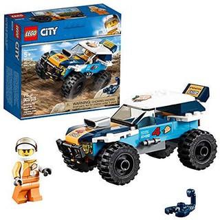 LEGO City 60218-Xe Vượt Địa Hình Sa Mạc-hàng Nhật