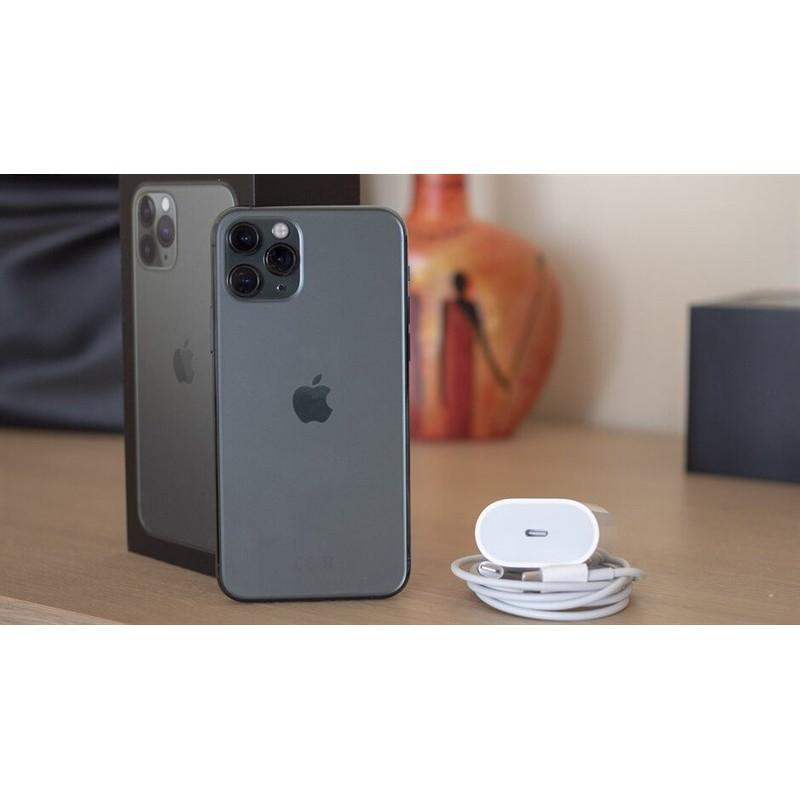 Bộ sạc nhanh 18W cho Iphone chế độ sac thông minh sạc 30' lên 50% pin mà không gây tổn hại điện thoại