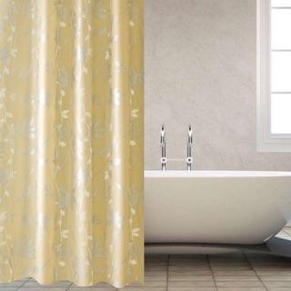 Rèm phòng tắm Rèm cửa sổ hoa vàng 180cm x 180cm Loại 1 thumbnail