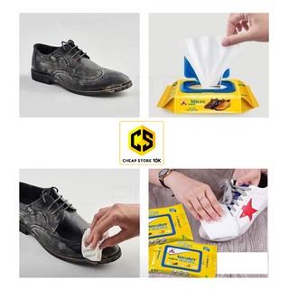 Giấy lau giày đa năng siêu sạch sneaker , khăn lau giày, giấy lau giầy, cheapstore10k, cheapstore