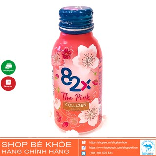 Collagen 82X The Pink - Nước Uống Đẹp Da 82X The Pink Collagen, 82X The Pink thumbnail