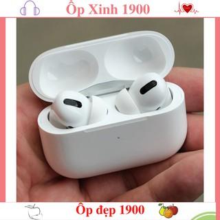 Tai Nghe Aipods Pro - Tai Nghe Bluetooth Không Dây TWS AirPod 3 - Định Vị - Đổi Tên - Cảm Biến Vân Tay