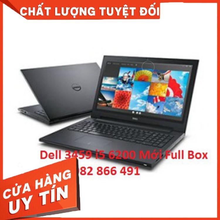 Laptop Dell Inspiron 3459 i5 6200U/4GB/500GB/Win10/ Màn Hình 14.0HD Mới Full Box