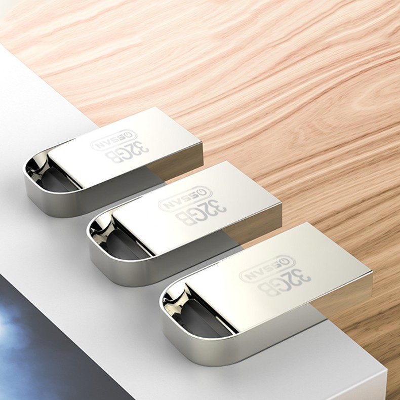 USB 32g nguyên khối thiết kế sang trọng, chống nước tốt S6 in 1 Giá chỉ 99.000₫