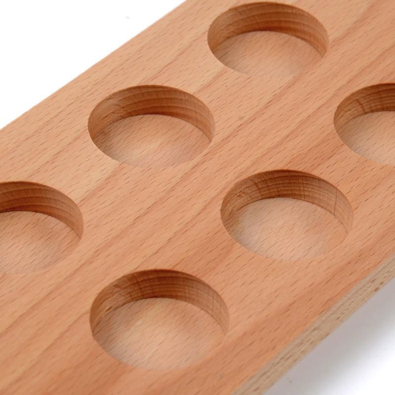 Giáo cụ Montessori - Phân Biệt Áp Lực Bằng Tay - Pressure Cylinders