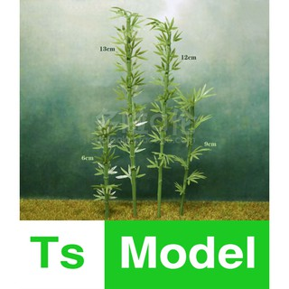 Cây tre mô hình