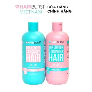 Hình ảnh Set gội xả HAIRBURST kích thích tóc mọc dài hơn chắc khỏe hơn 350ml/chai-4