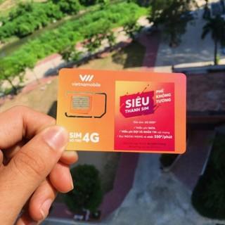Sim Vietnamobile giá rẻ 12k