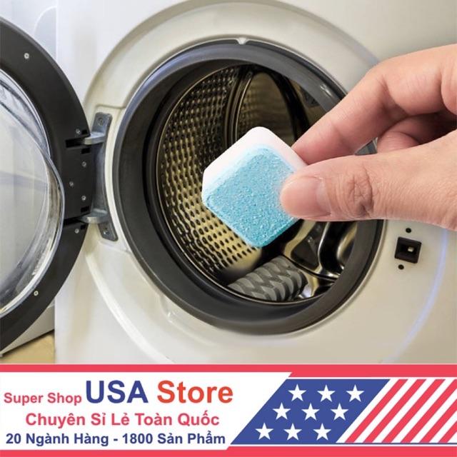 Viên giặt tẩy lồng máy giặt