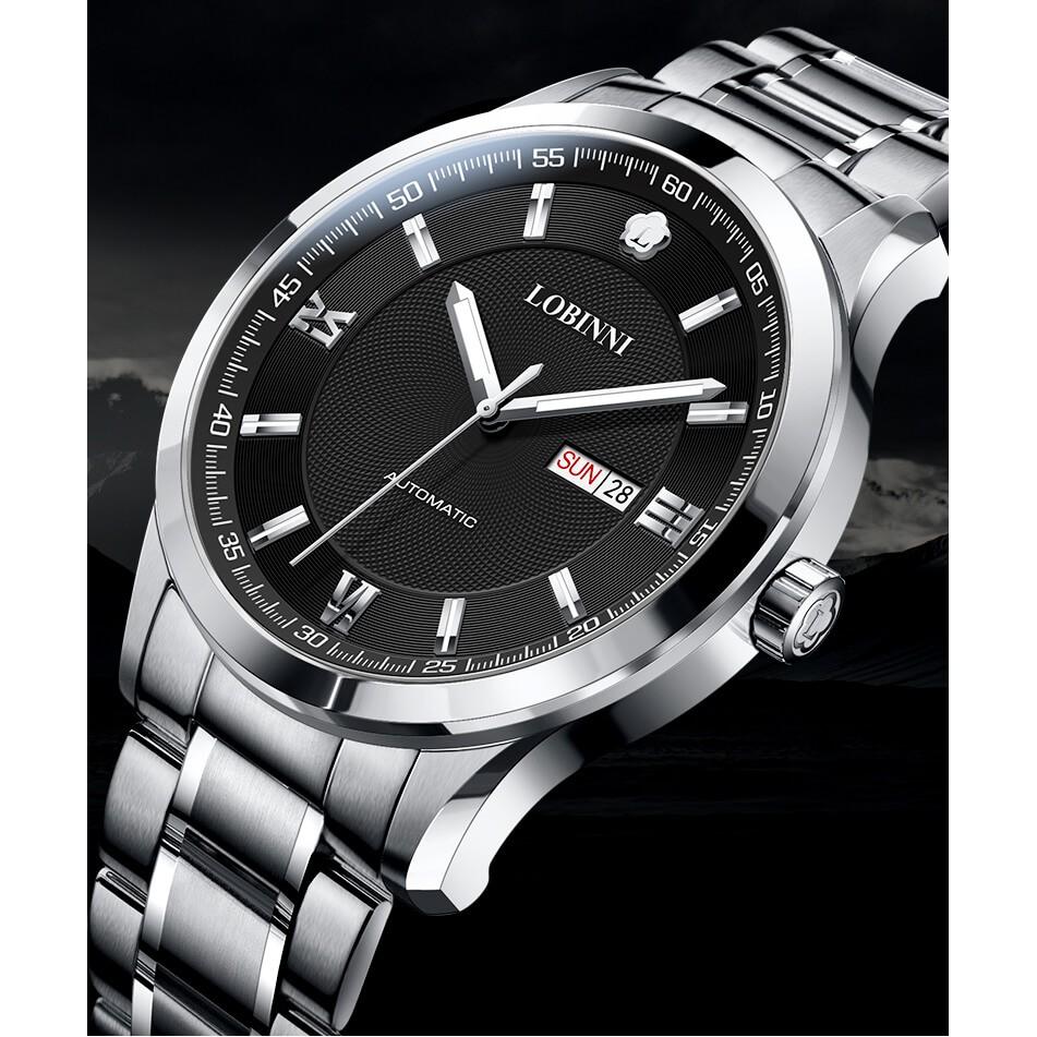 Đồng hồ nam Lobinni No.9002-3