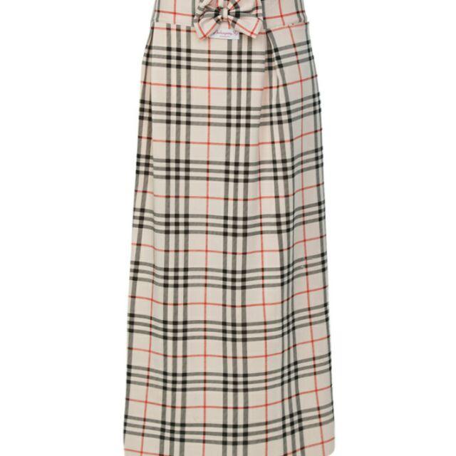Váy chống nắng chất thun poli giầy dặn PK0022