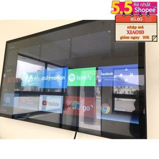 Smart Tivi kuking 32 Inch UHD 4K DVBT2 kính cường lực ảnh thật có video bảo hành 24 tháng lỗi 1 đổi 1