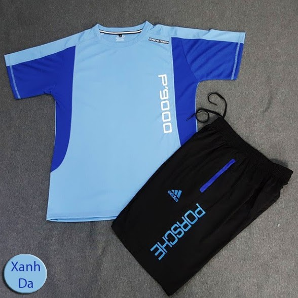 Bộ quần áo thể thao nam P