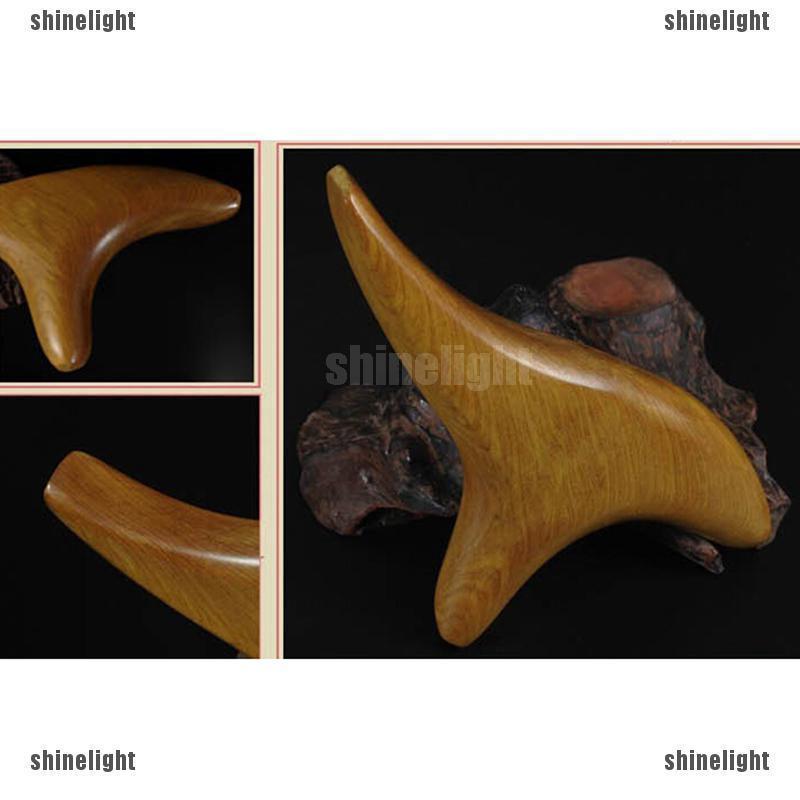 Dụng cụ mát xa trị liệu bằng gỗ