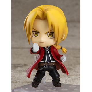 10cm Q Version 788# Fullmetal Alchemist Edward Elric PVC Face Changeable Model