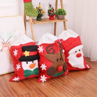 Túi Quà Giáng Sinh Nửa Hình
