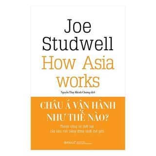 Sách - Châu Á Vận Hành Như Thế Nào thumbnail