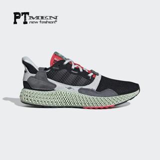 [video+ảnh thực] Giày Sneaker ZX 4000 4D Black Onix
