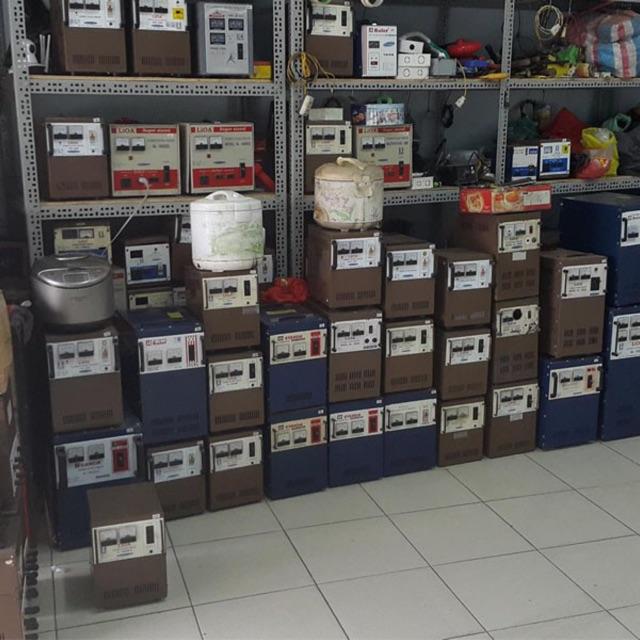 Mua Ổn áp lioa , Bán lioa cũ các loại từ 500w đến 50kva 1 pha cũ | 0913040613 | docuhaiphong.vn
