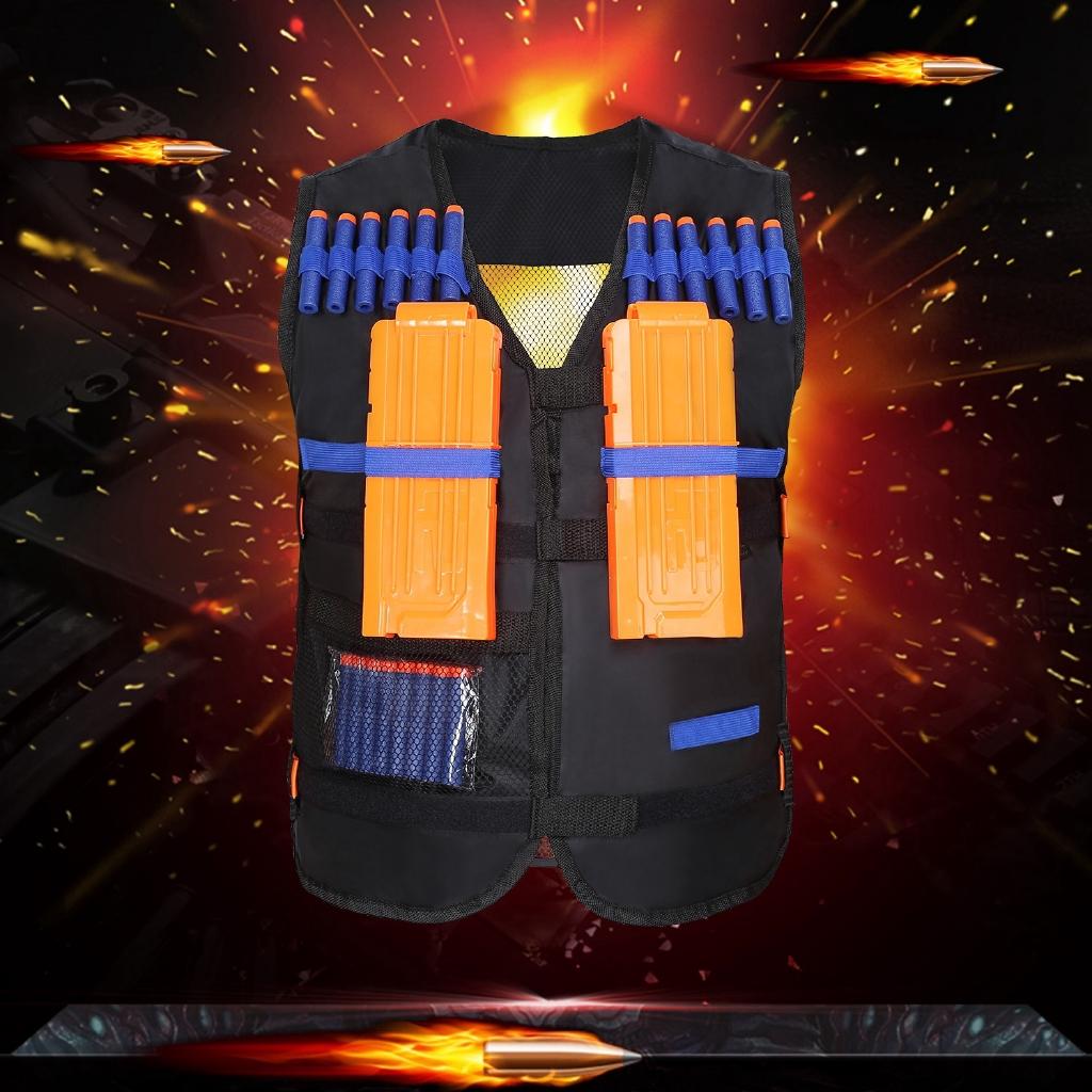 Storage Pockets Vest for Toy Toy