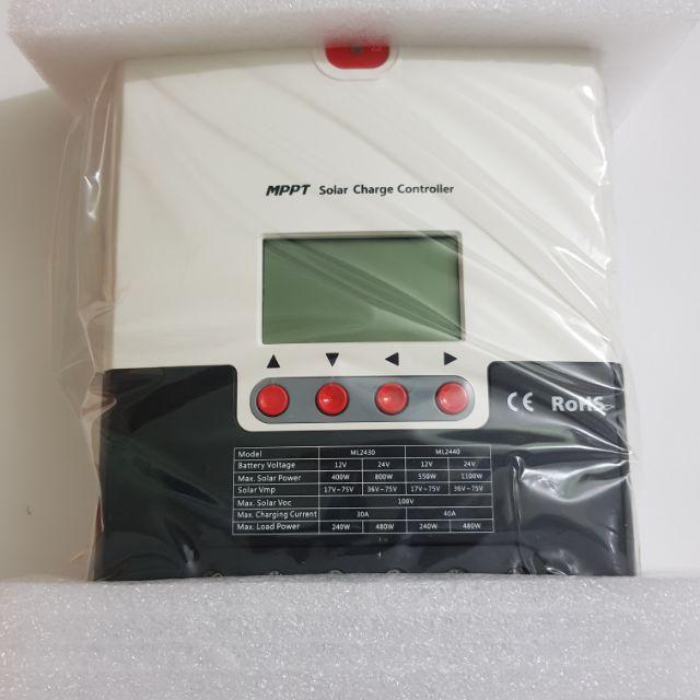 Sạc năng lượng mặt trời  MPPT SRNE ML2440 40A