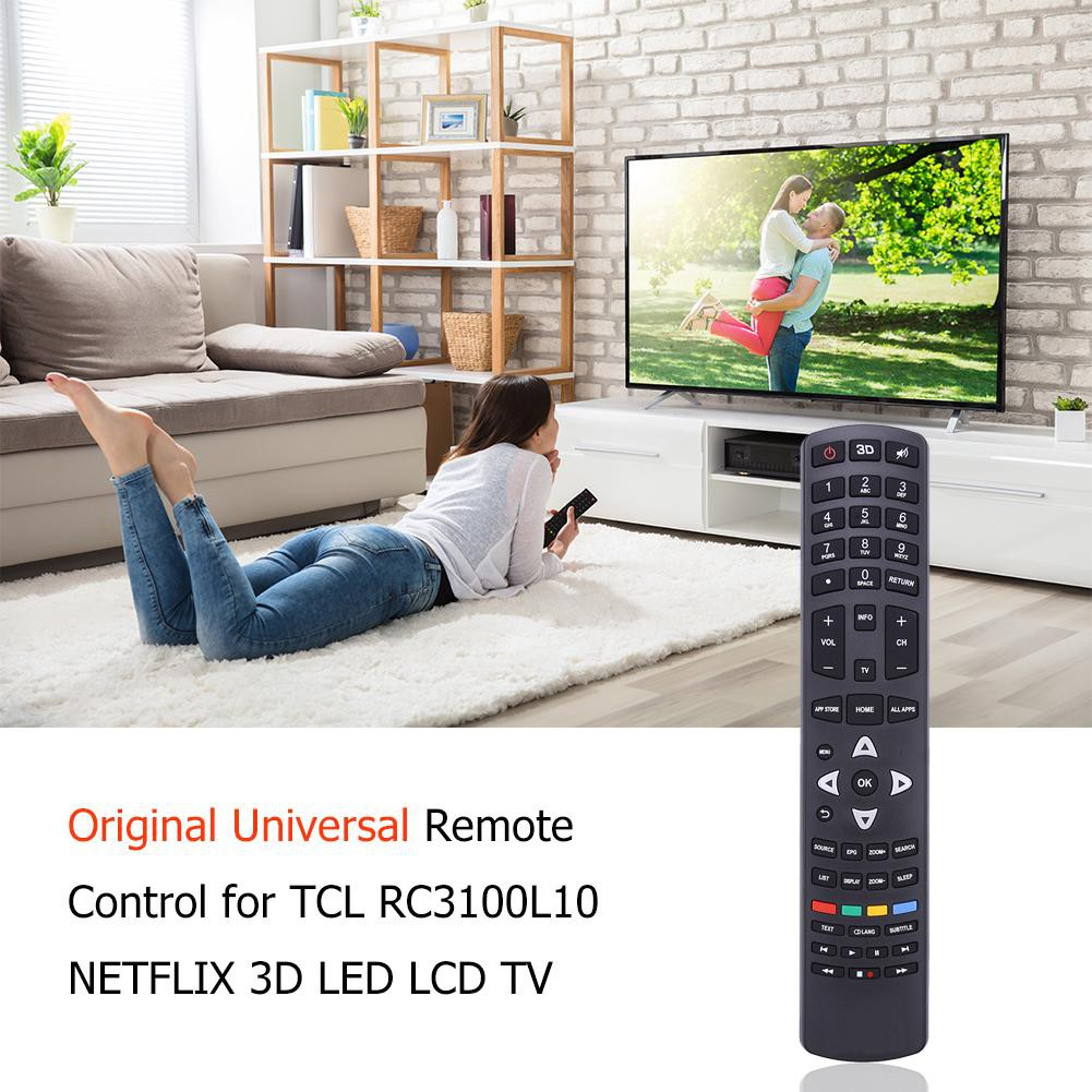 Universal Remote For Tcl Tv