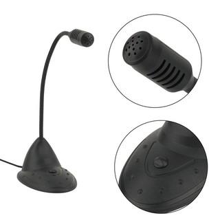 [Mã ELFLASH5 giảm 20K đơn 50K] Microphone nhỏ gọn cho máy tính T21 - Mic thu âm