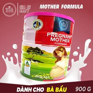 Sữa dành cho bà bầu [Sữa Hoàng Gia Úc] Pregnant Mother Formula 900g - sữa da nh cho bà bầu va cho mẹ sau sinh thumbnail