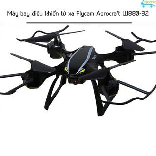 Flycam điều khiển từ xa Aerocraft W880-32 full HD 1080p Drone quay phim chụp ảnh thumbnail