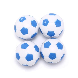 fad 4 pcs foosball table football plastic soccer ball sport gifts indoor games 32mm craving
