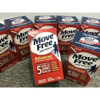 Viên uống bổ khớp Move Free Glucosamin 200 viên