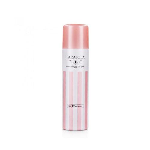 Xịt Chống Nắng Naris Parasola Essence in UV Cut Spray SPF50+ PA++++ 90g