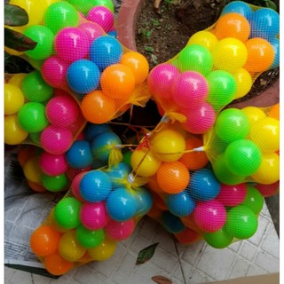 Bịch bóng nhựa 20 trái cho bé
