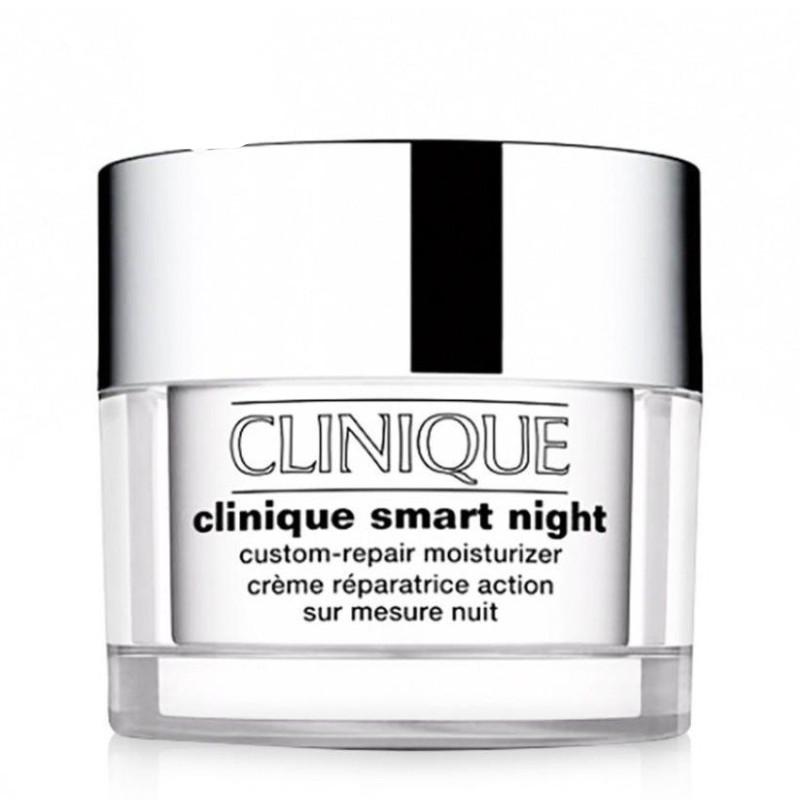Kem dưỡng ẩm ban đêm cho da hỗn hợp đến da dầu Clinique Smart Night Custom-Repair Moisturizer 50ml - 3600170 , 1247295293 , 322_1247295293 , 2365000 , Kem-duong-am-ban-dem-cho-da-hon-hop-den-da-dau-Clinique-Smart-Night-Custom-Repair-Moisturizer-50ml-322_1247295293 , shopee.vn , Kem dưỡng ẩm ban đêm cho da hỗn hợp đến da dầu Clinique Smart Night Cust