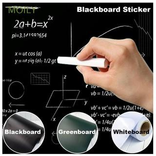Giấy dán tường dạng bảng đen 45x200cm